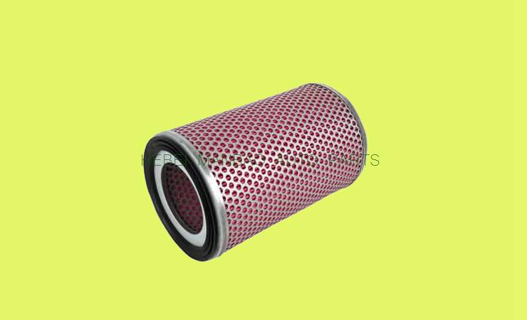 Auto  air filter  OE number (wl01-13-z40 ) for mazda