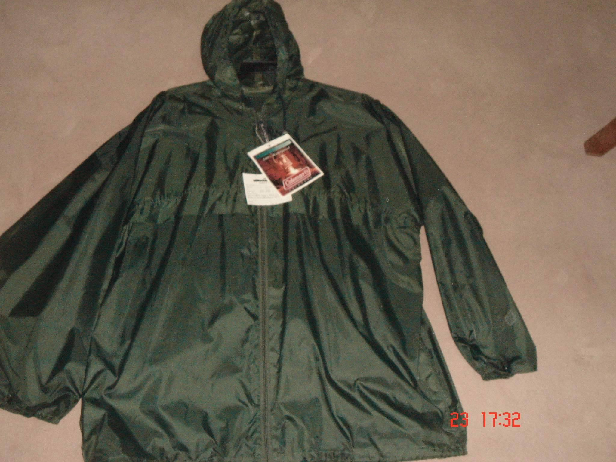 Water Proof Jacket With Hood