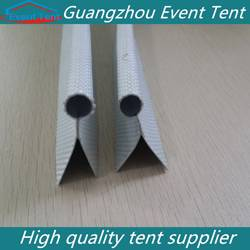 8mm PVC keder double sided keder Guangzhou sale