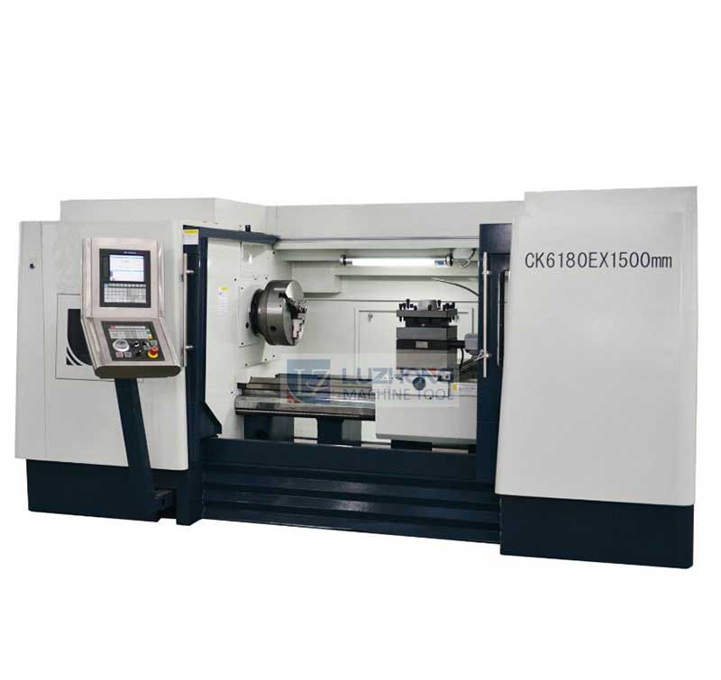 CK6163EHeavy Duty CNC Lathe Machine
