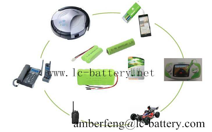 Rechargeable Battery, Ni-MH Batteries, Alkaline-Manganese Battery