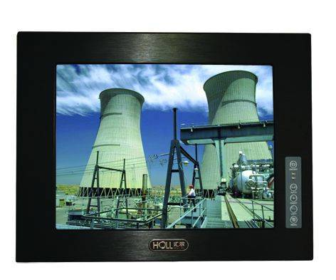 """8.4"""" industrial touch lcd display IEC-608"""