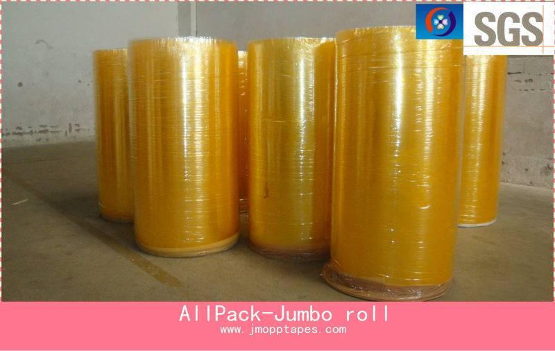 manufacturer BOPP Jumbo roll