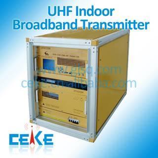 Terrestrial Digital TV UHF Indoor Broadband Transmitter
