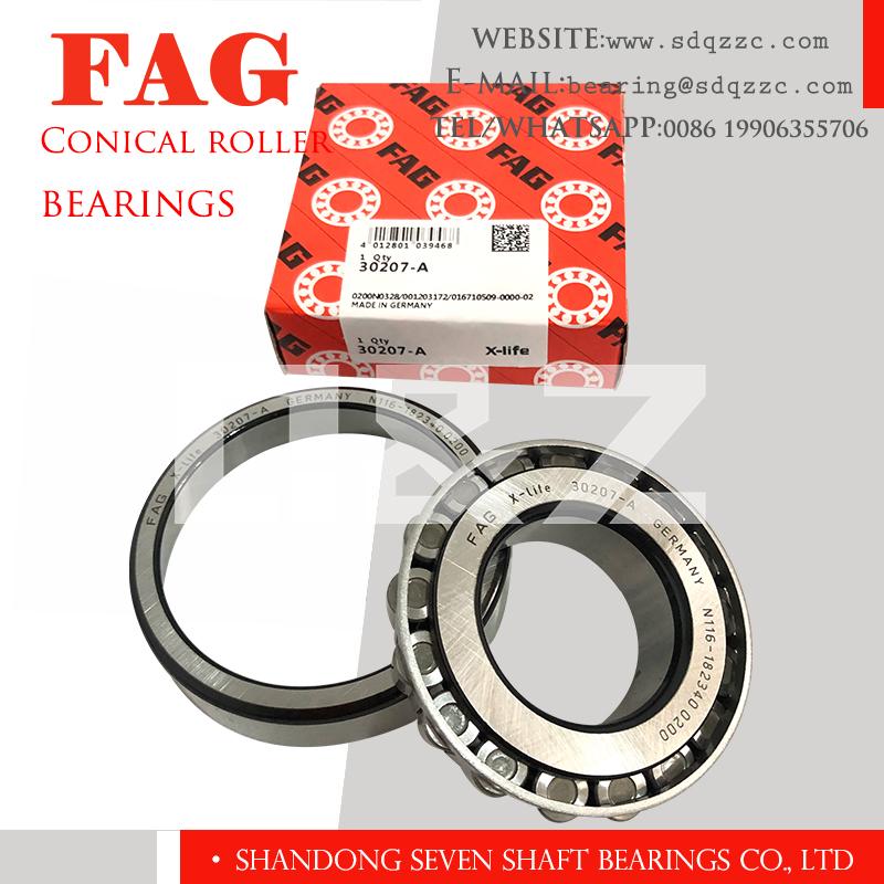 FAG Conical roller bearings