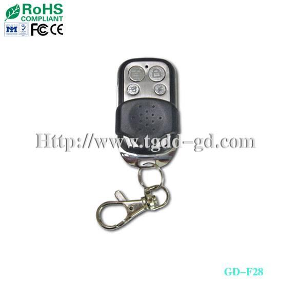 433 Mhz RF Wireless Remote Control  duplicator code  GD-F28