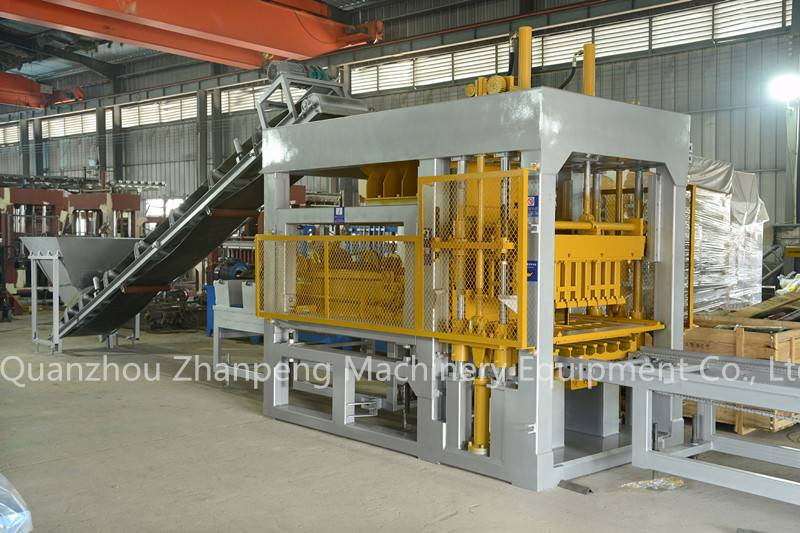 Construction Concrete Brick Machine