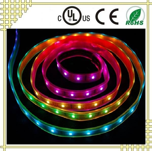 Pixel Flexible LED Strip with IC Control