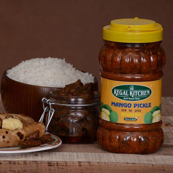 Mango Pickle - Rozana