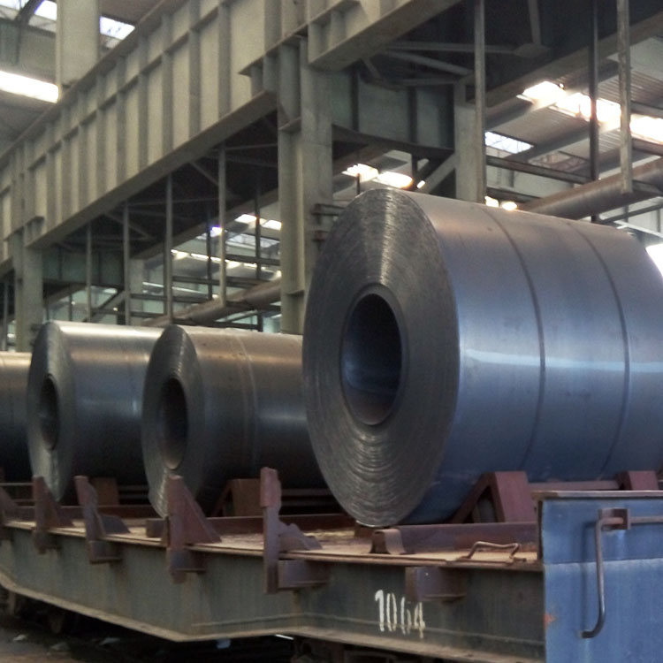 SS400 Carbon and Low-alloy High-strength Steel Coil