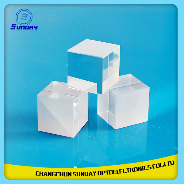 Beam Splitter Cube Optical Prism Optical Glass
