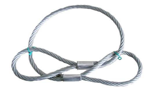 Pressed Wire Rope Sling(Hemo Core)