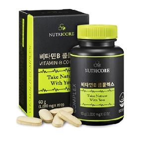Nutricore Vitamin B Complex
