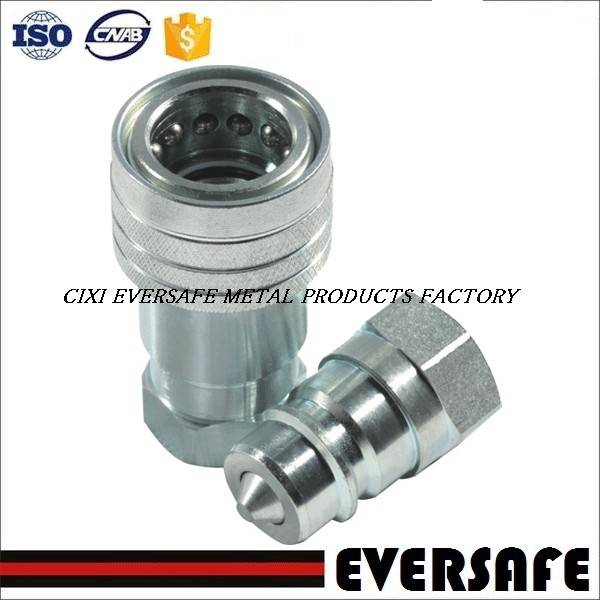 ISO 7241 A SEREIS HYDRAULIC QUICK COUPLING