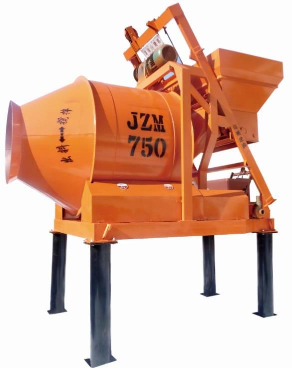 JZM750 concrete mixer
