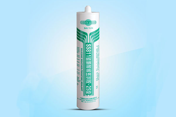 SS811 Silicone Weatherproofing Sealant