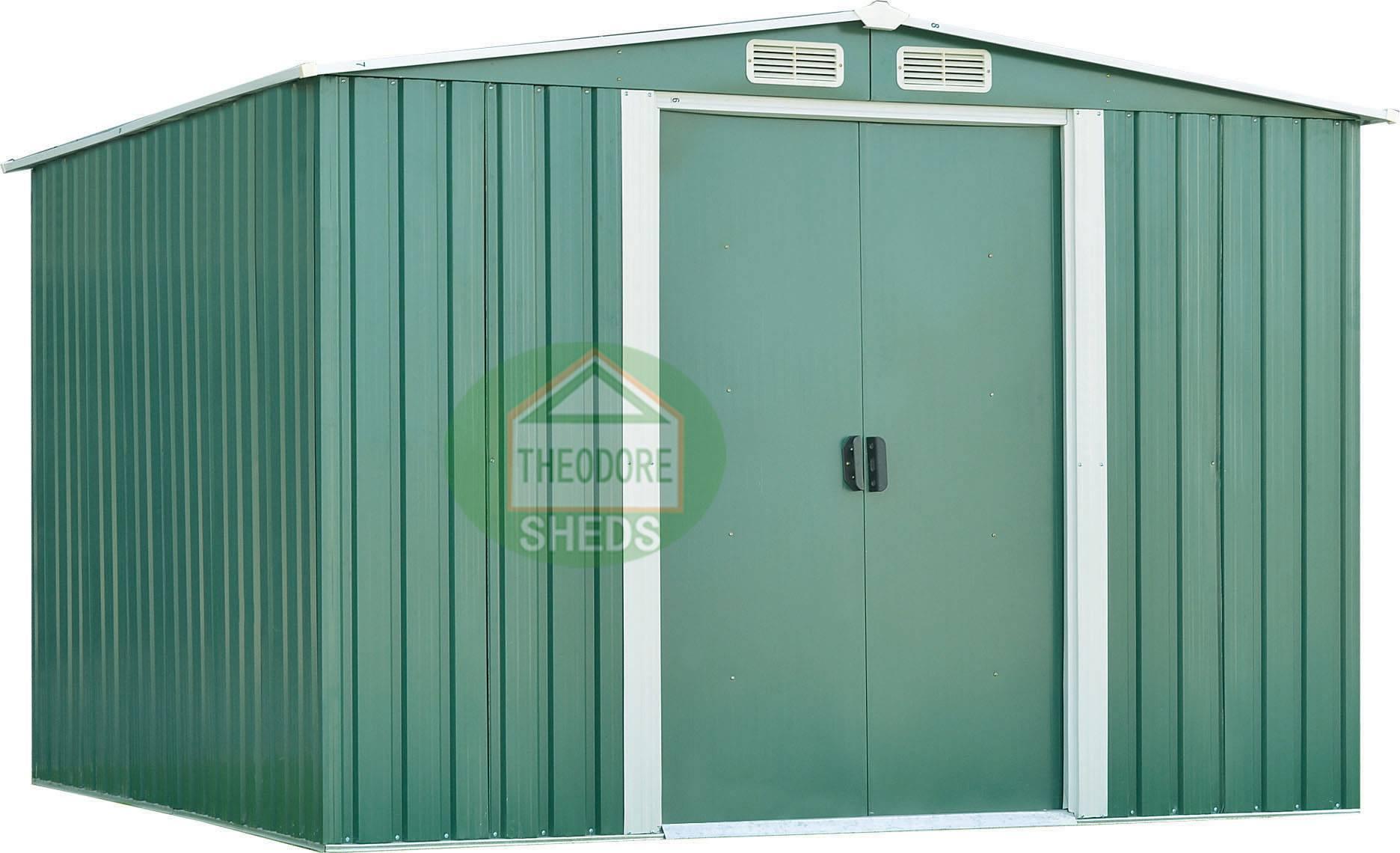 Theodore Sheds Company storage sheds series
