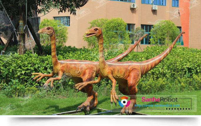 high quality animatronic dinosaurs made in china