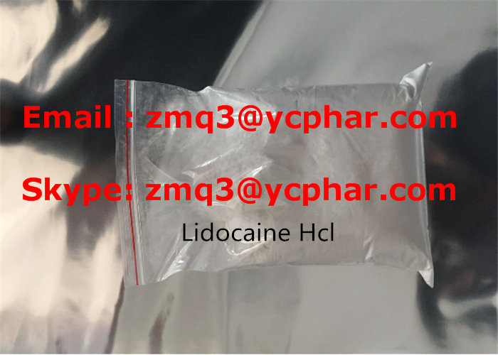 Lidocaine Hydrochloride / Lidocaine HCl Local Anesthetic Agent CAS:73-78-9