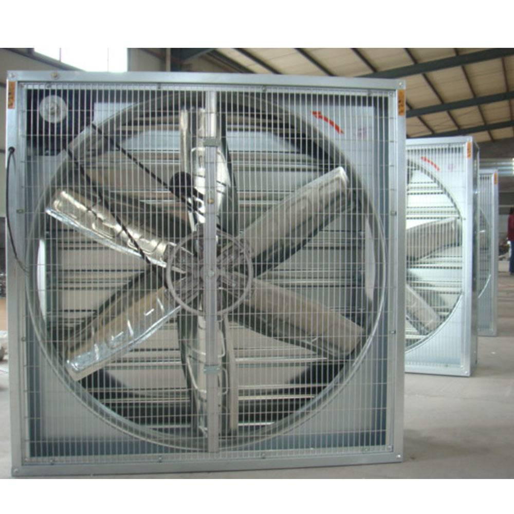 New Arrival Large air volume poultry 50 inch wind exhaust fan blower
