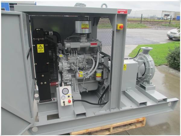 Diesel pump/ high pressure diesel water pump/diesel engine driven pump