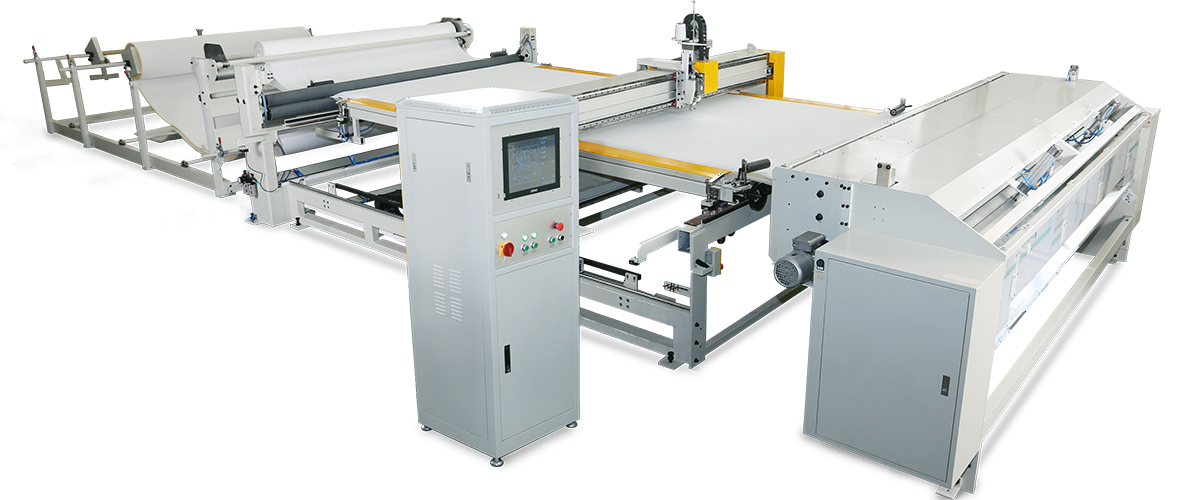 Computerized Automatic Quilting Machine