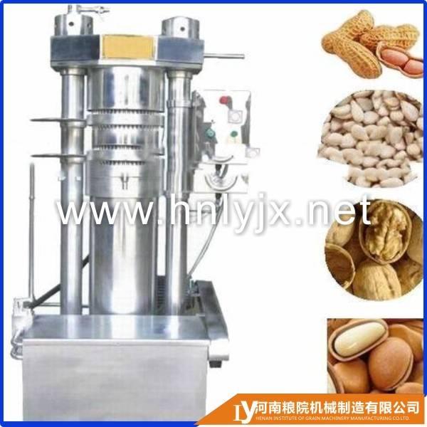 50Kg per hour hydraulic oil press machine
