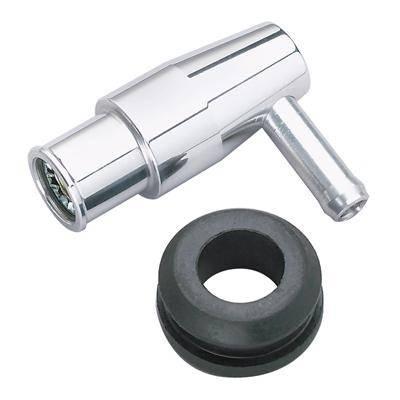 Polished Billet Aluminum Breather Cap