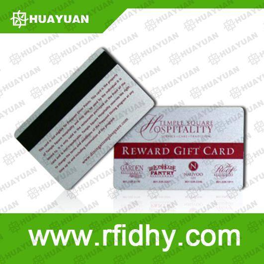 Contactless rfid card T5577