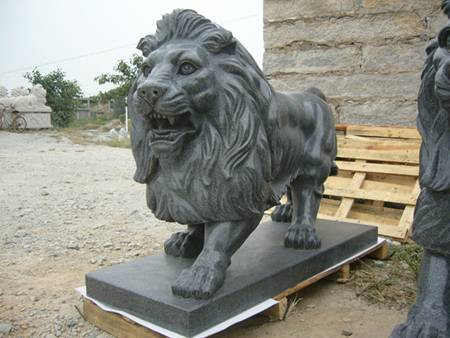 Natural Stone-Lion