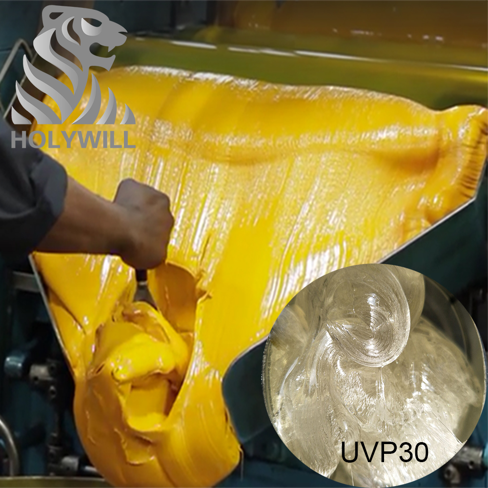 UV Curable Ink Resin With Scratch Resistance UVP30