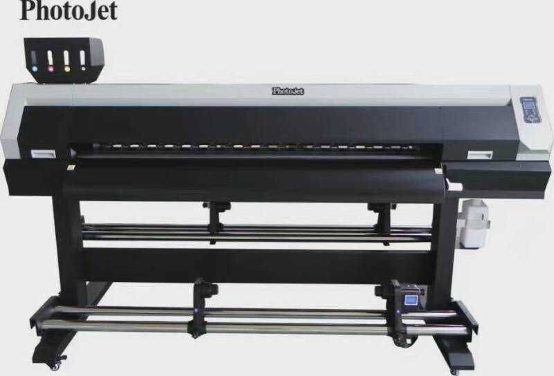 with Led light digital UV printing machine china supplier