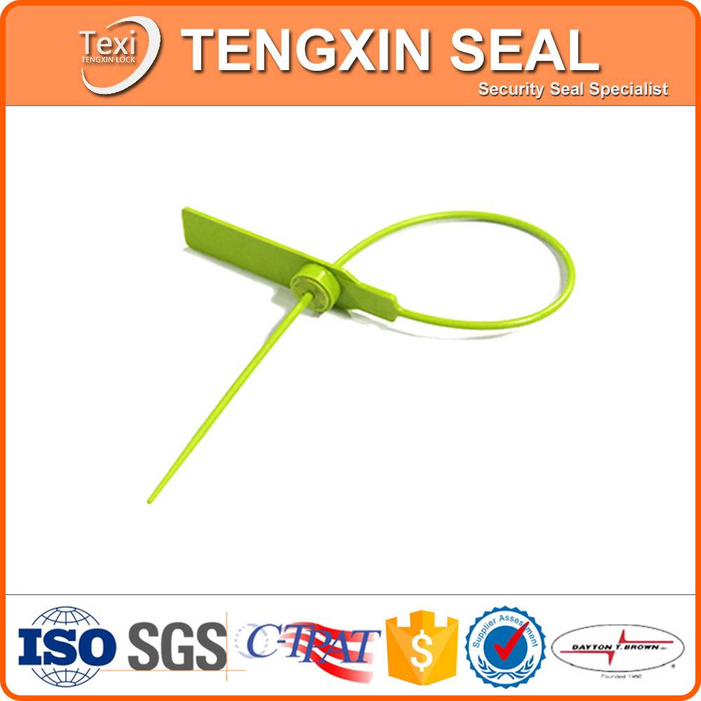 disposable plastic security seal lock