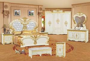 French luxury audlt or child bed room furniture set
