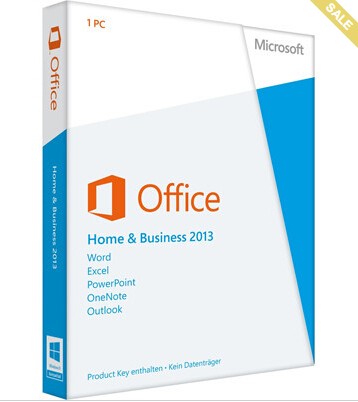 On Sale Office 2013 HB Retail Keys Online Activation