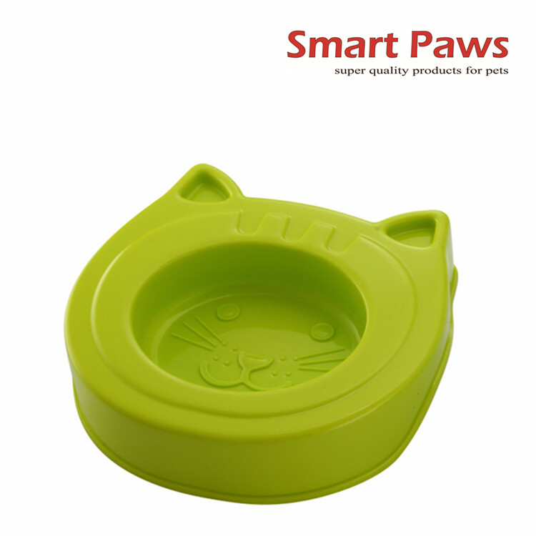 SMARTPAWS OWL CARTOON SHAPE CAT BOWL PET BOWLS