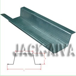 structural metal channels