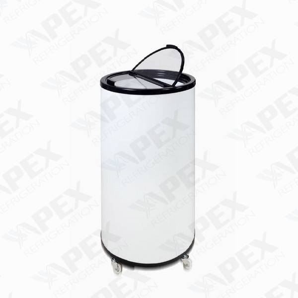 665L Compressor Cooling Barrel Cooler with Glass Lid