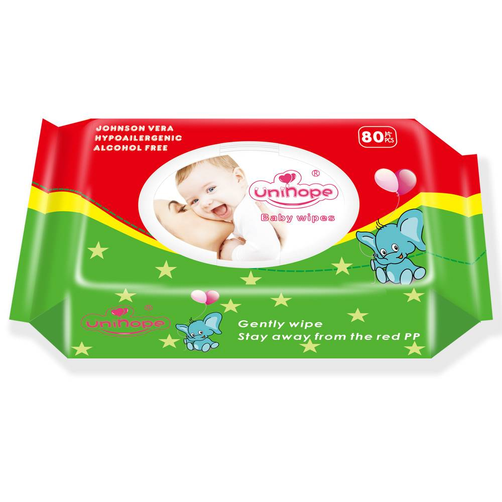 Unihope baby wipes