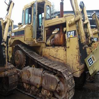 used caterpillar loader D8N