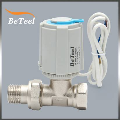 water manifold valve