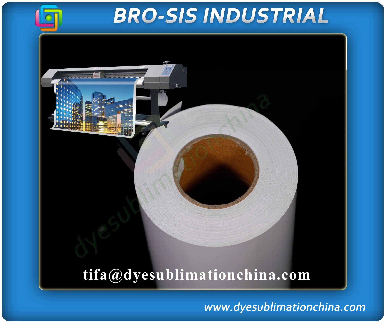 Sticky 100g Dye Sublimation Transfer Paper