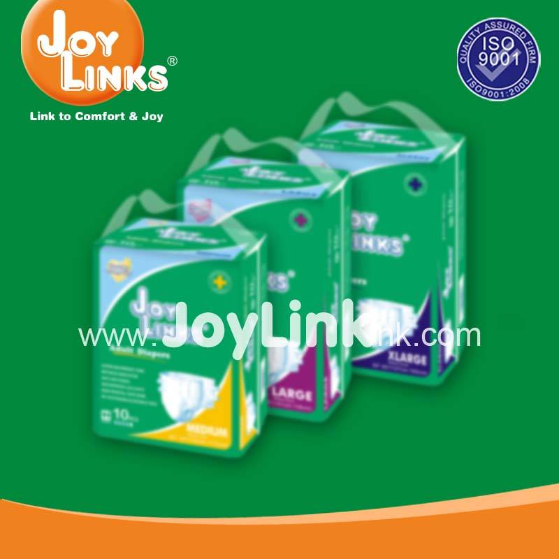 PE Backsheet Adult Disposable Diaper (M; L; XL)