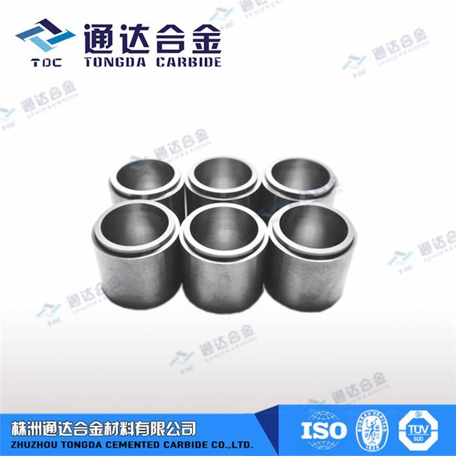Tungsten Carbide Shaft Sleeves