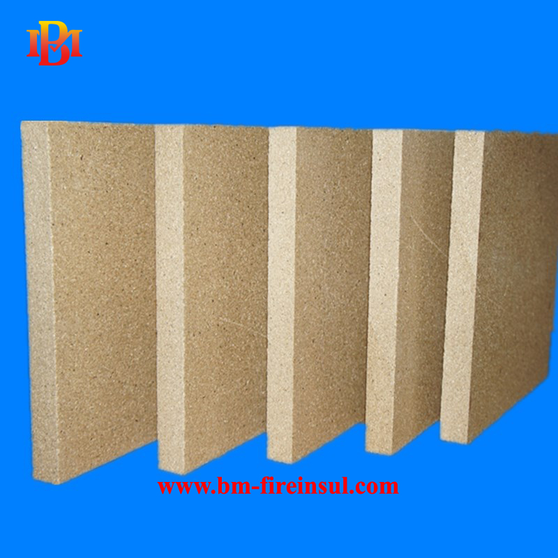 Vermiculite Insulation Boards & Panels
