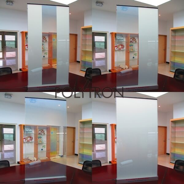 PolyBlind Film&Glass (Electronic Curtain)
