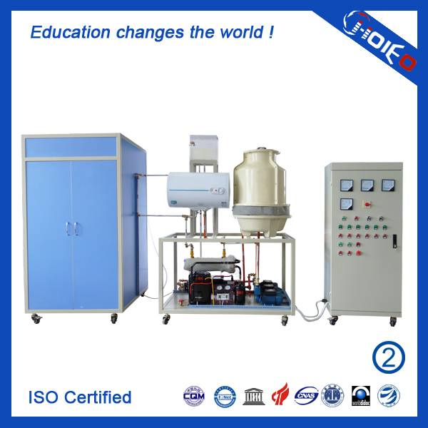 Central Air Conditioning Training & Testing Equipment,domestic simulator training equipment,refriger