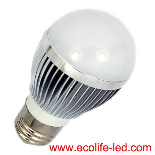 3W led bulb AC86-265V/DC12V E27 hot sell