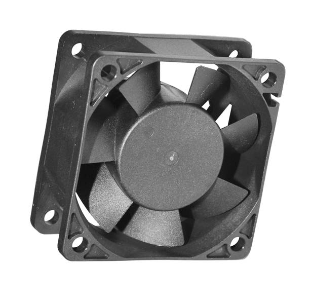 60*60*25mm Customized DC Axial Fan FDB(S)6025-H 12/24/48V Two ball & Sleeve Bearing Cooling Fan