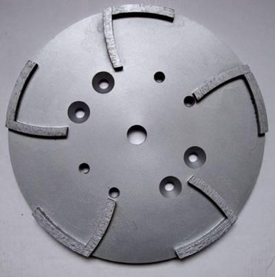 250mm Floor grinding wheel